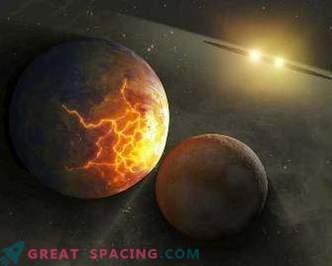 L'existence de systèmes planétaires binaires est-elle possible?