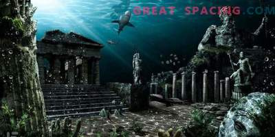 Atlantis found? A large asteroid could destroy the