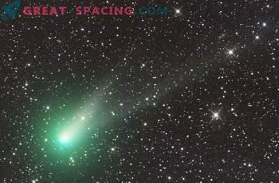 Joyeux Noël avec la comète Catalina