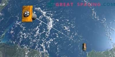 Le Japon est prêt à tester le nettoyage de l'espace