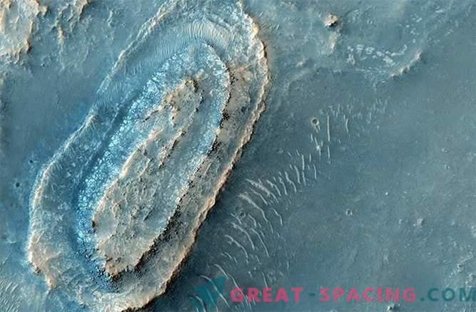Mars 2020: Où nous rechercherons des civilisations extraterrestres: Photo