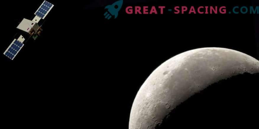CubeSats à la recherche de secrets dans l'obscurité lunaire