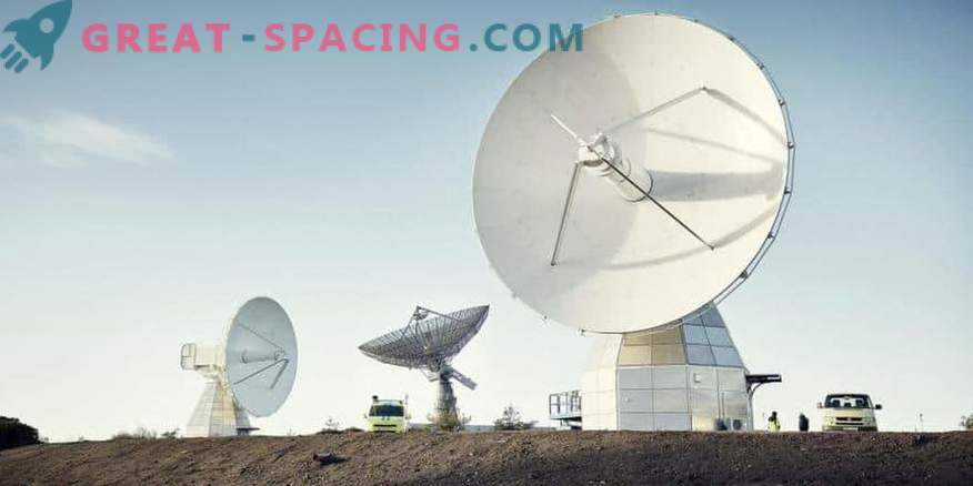 L'Afrique du Sud présente un super radiotélescope