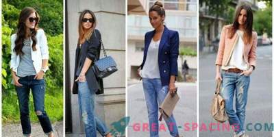 Elegir jeans: ¿qué modelos están de moda?