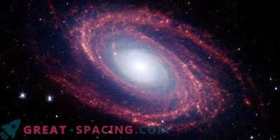 Une photo des galaxies de Hubble montre une vision de l'espace il y a 25 ans