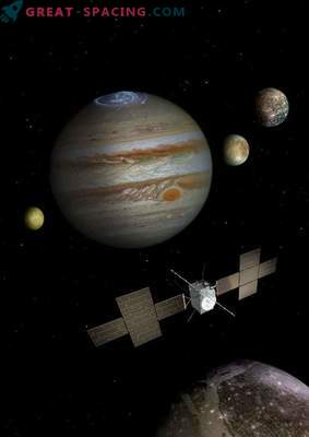 JUICE a été autorisé à se préparer aux opérations sur Jupiter