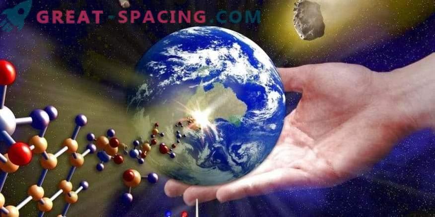 Comment la vie est-elle apparue sur terre? Vous devez chercher dans les étoiles