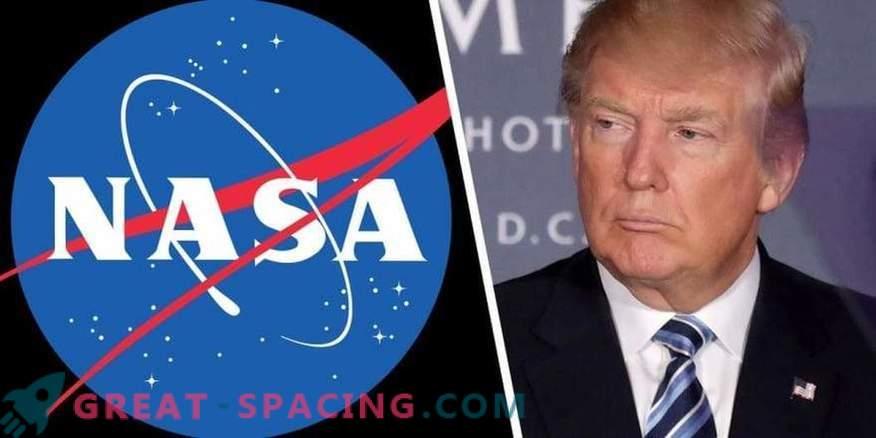 Was macht Trumps Präsidentschaft für die Weltraumforschung aus?