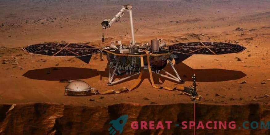НАСА планира да копае дълбоко в Марс