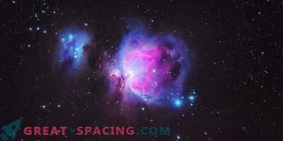 L'étoile de la mort dans la constellation d'Orion absorbe les planètes