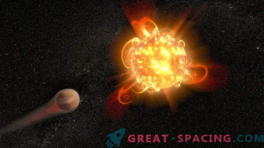 Varje röd dvärg har minst en exoplanet