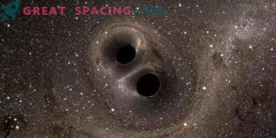 Nouvelle façon de former des doubles trous noirs