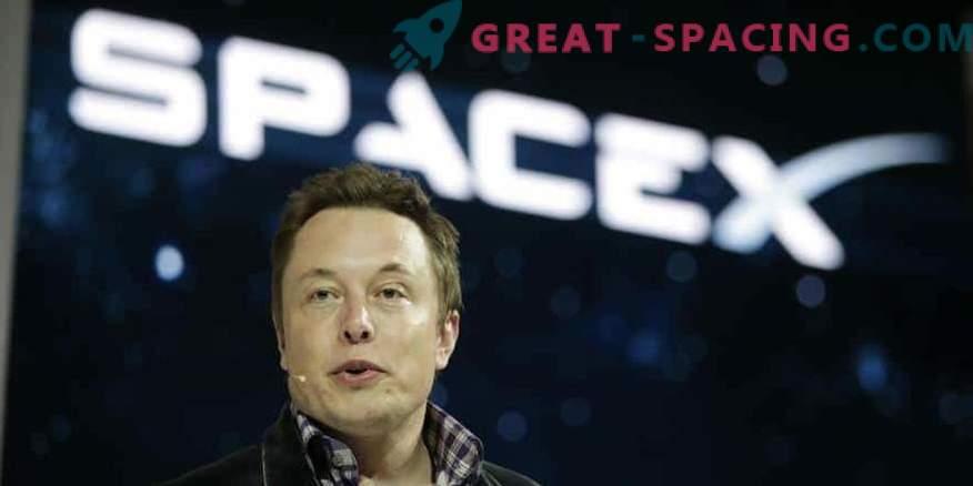 Ilon Musk lancera sa voiture dans l'espace
