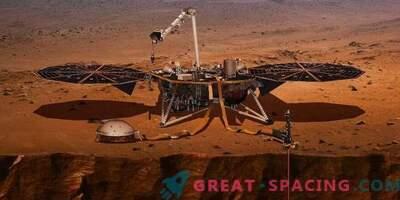 Le début de la mission InSight est prévu pour le 5 mai