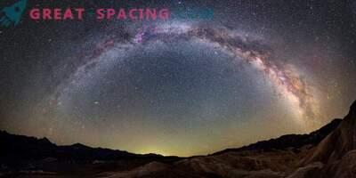 Rimska cesta je edina galaksija. Zgodovina velikega spora