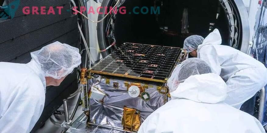 Mikrosatelliten können ein klareres Bild der Erde liefern.