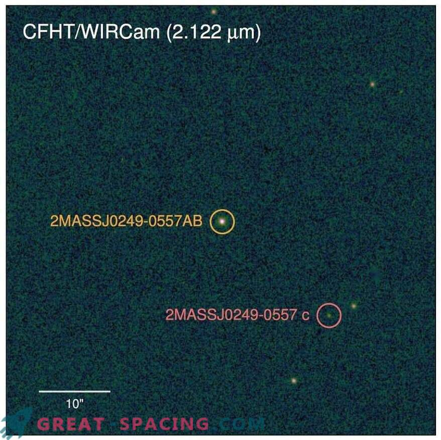 Kuulsa eksoplaneti kaksik leiti