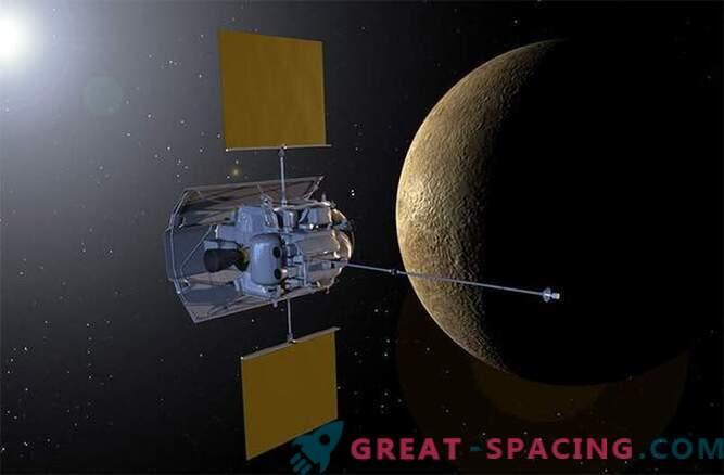 Un vaisseau spatial a observé une éclipse lunaire de Mercure
